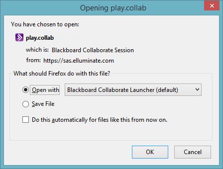 Opening meeting.collab dialog